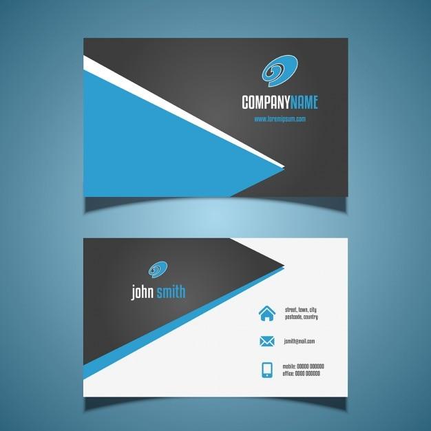 Business Cards Templates Ai