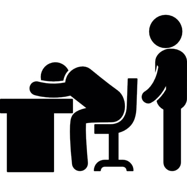 man ser andra gglggande sover p ett skrivbord - ladda ner gratis