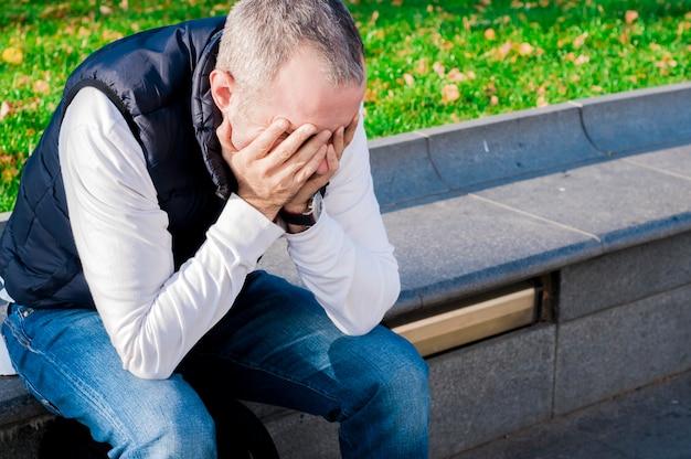 Депрессия у мужчины скорпиона