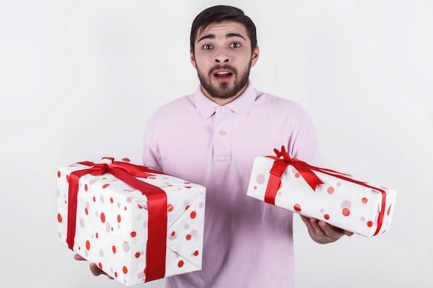 Что из подарков предпочитают мужчины 21