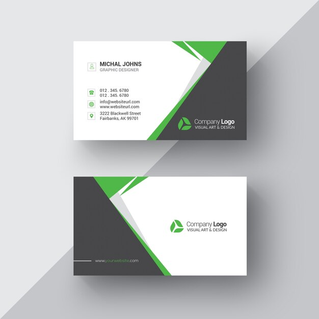 Best 5 Geographics Business Card Template Word 2018 Fotoshop