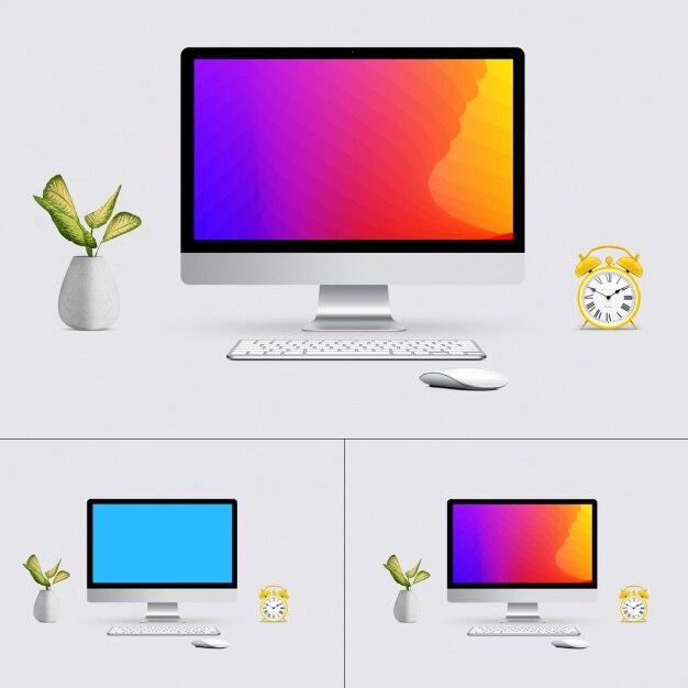 Appealing computer vector pics
