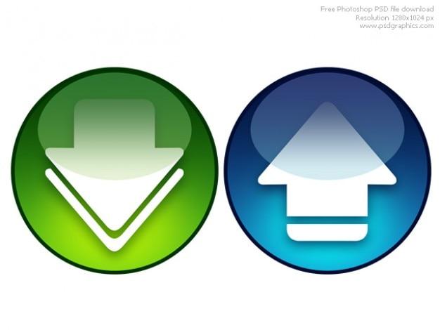 Add file upload icon