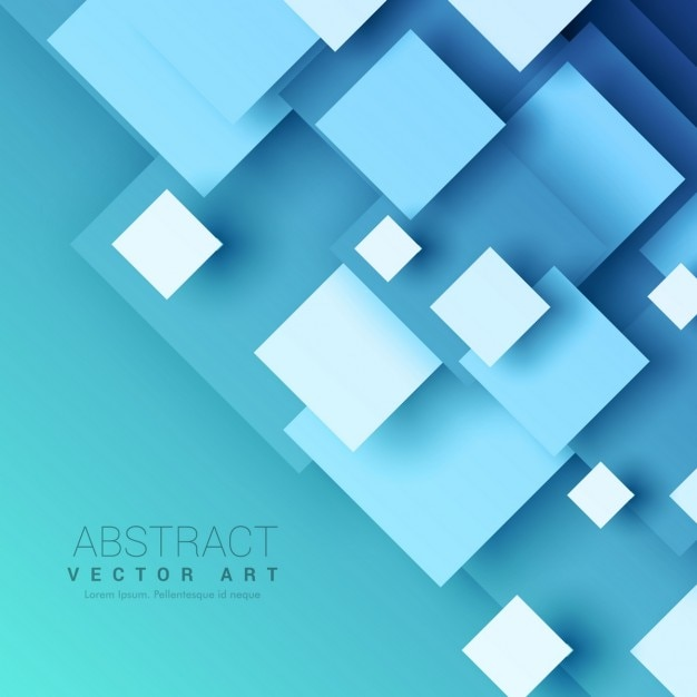 Amazing vector shape photos