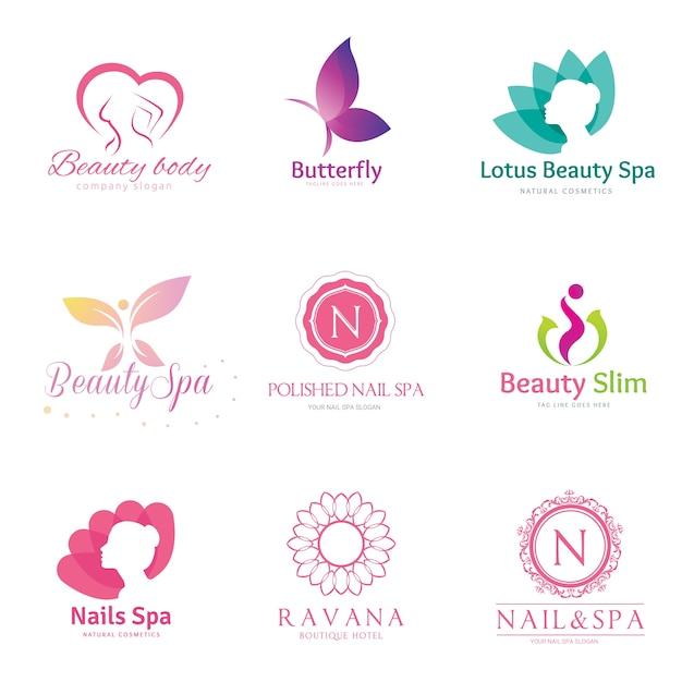 Nail Spa Logo Design Brief  Case Study  Nail Spa Clinique