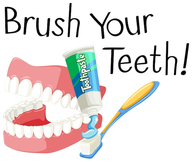 How to Brush Your Teeth Without a Toothbrush