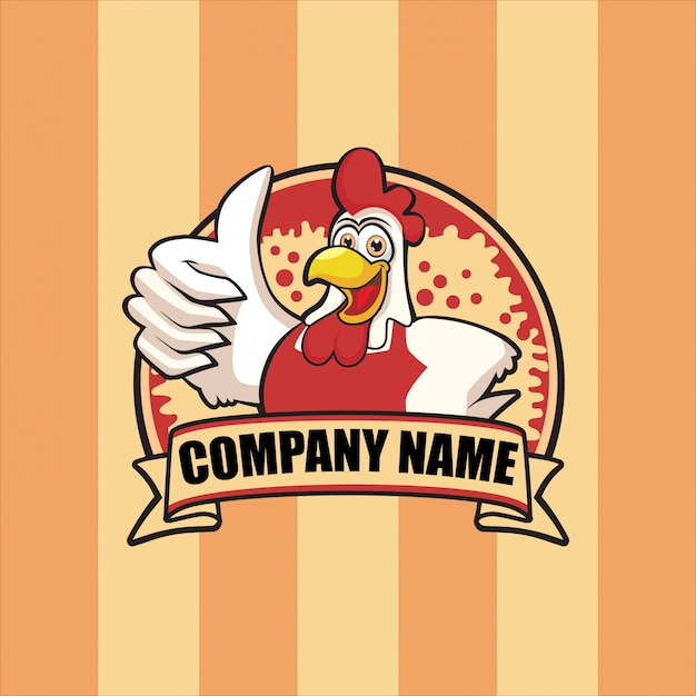Churchs chicken logo vector