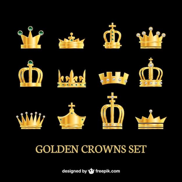 FREE Crown Monogram SVG PNG EPS amp DXF File Download