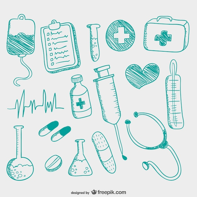 Medical free vector download 622 Free vector for