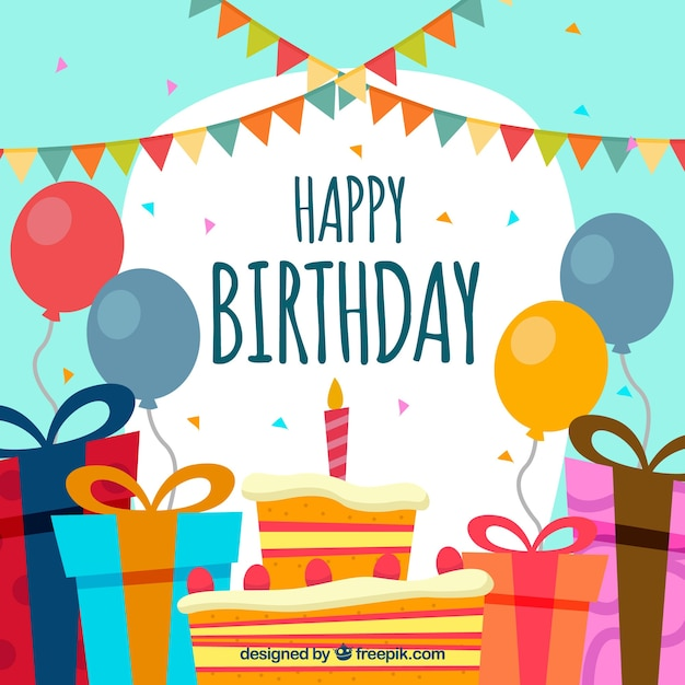 Happy Birthday Clipart  Free Clip Art Images  FreeClipartpw