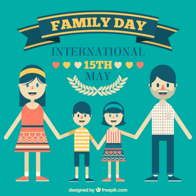 Family Day Vectors Photos and PSD files  Free Download