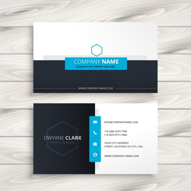 Business Card Design Templates Free