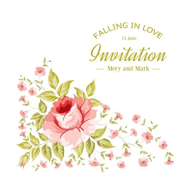 Цветочек для открытки