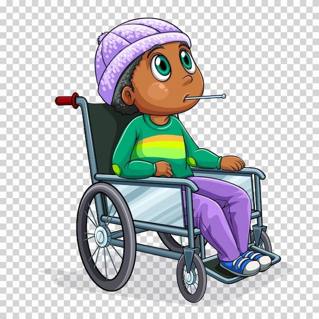 Человек на инвалидной коляске рисунок