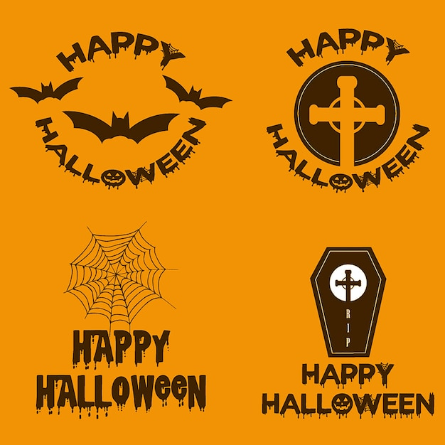 20 Halloween Logo Design Examples for Horror Identity