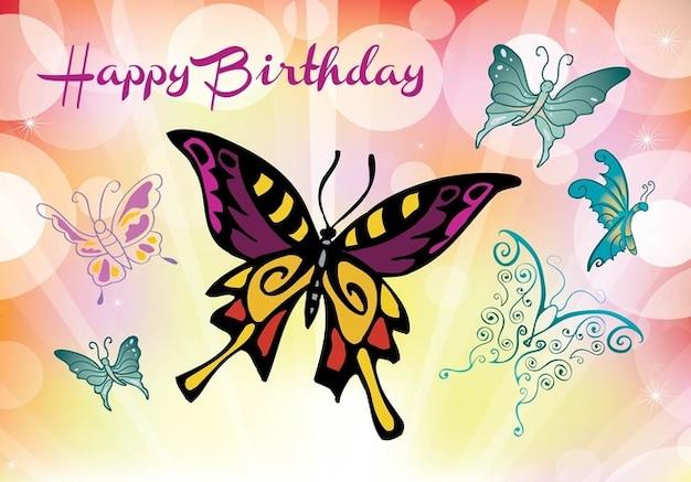 Картинки открытки с бабочками 25