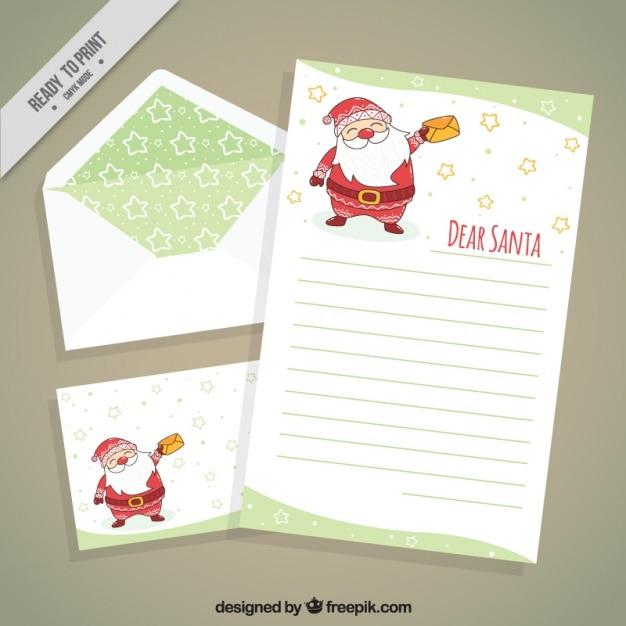 Рождественская открытка шаблон