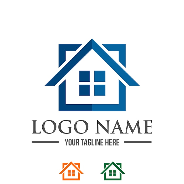 Real Estate amp Mortgage Logos  Design with a Free Logo Maker