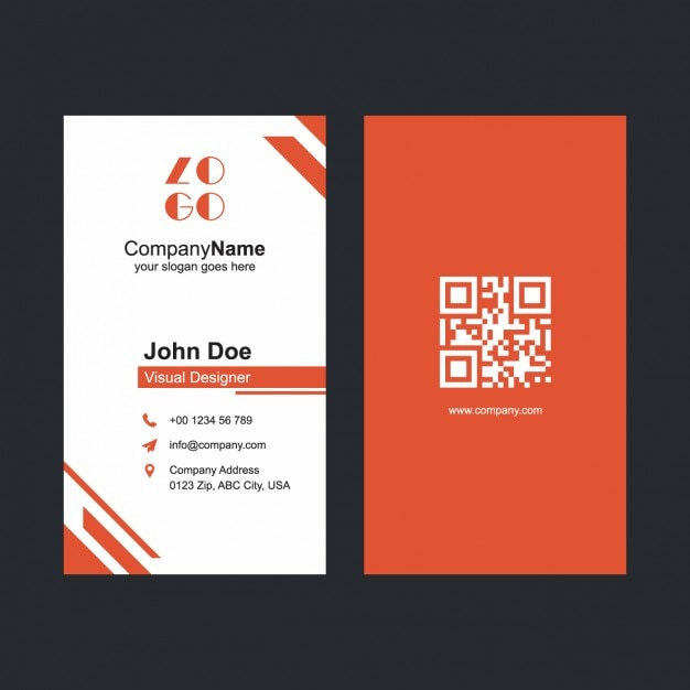 Vector templates of business cards eps file