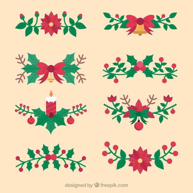 Mesmerizing christmas ornament vector photographs