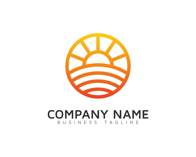 Top 10 Sun Logos  Logo Design Agency