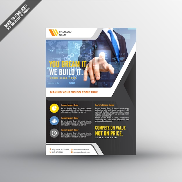 Technical Poster Template