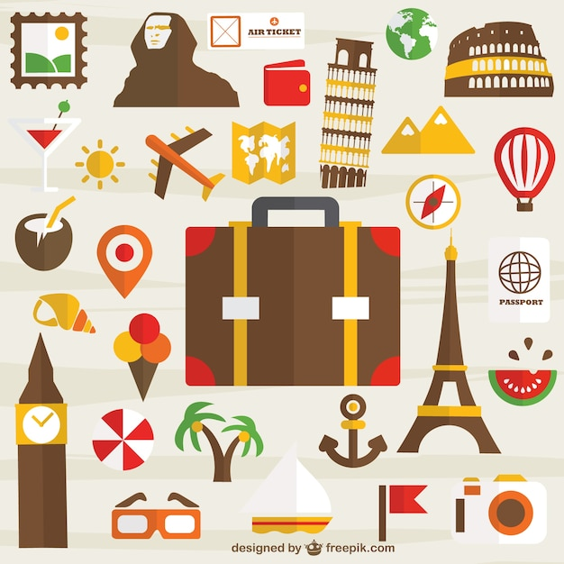 ,130 Icon packs for free - Vector icon packs - SVG