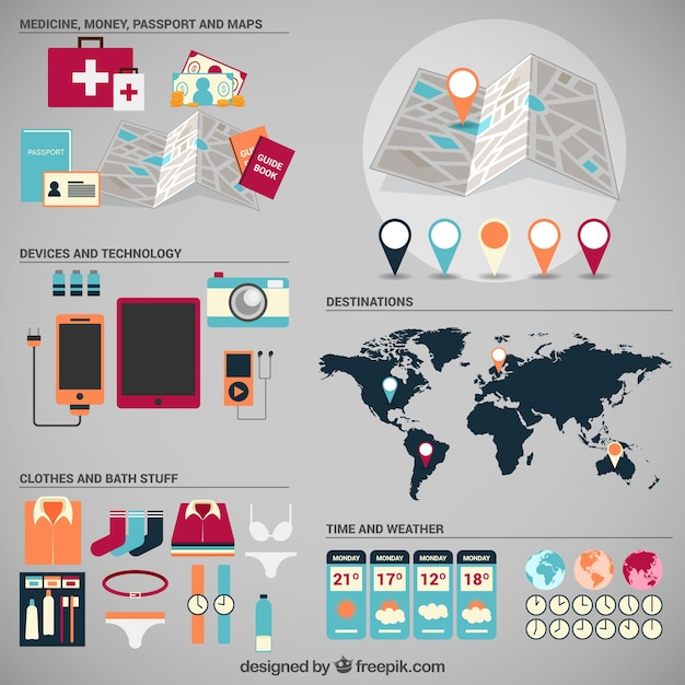 Infographic Vectors Photos and PSD files  Free Download