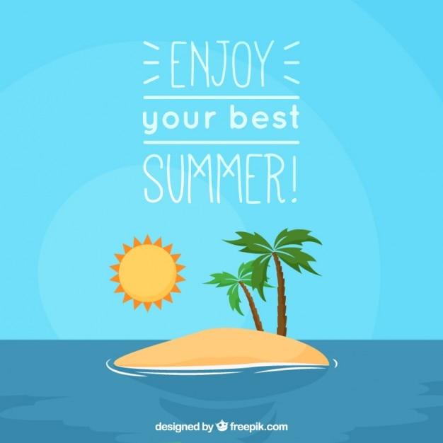 Mesmerizing summer vector photographs