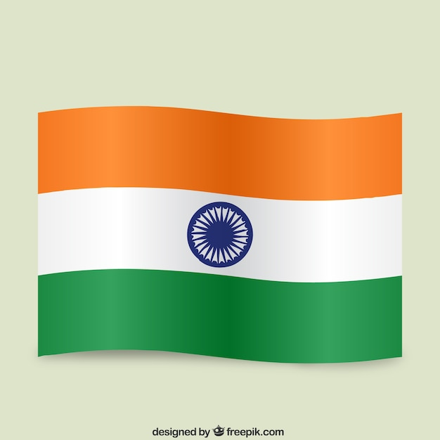 Indian Flag Psd Free Download