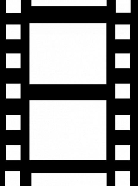Film strip Darmowe ikony