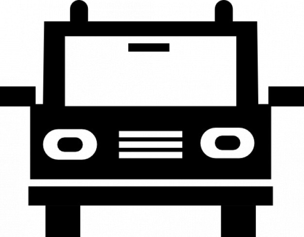 Jeep z czcionki Darmowe ikony