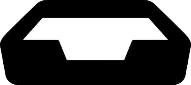 Skrzynka odbiorcza Darmowe ikony