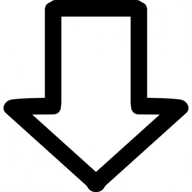 Znalezione obrazy dla zapytania strzałka znak
