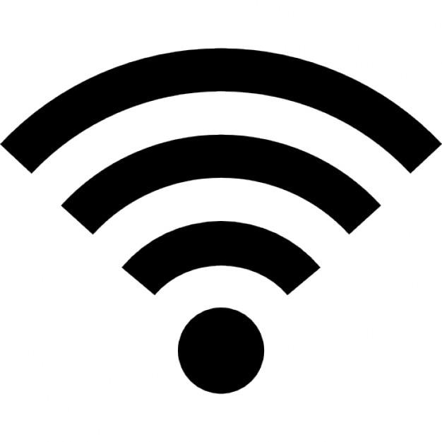 Wifi Symbol Sygnau Redniej Ikony Darmowe Pobieranie