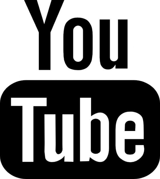 Youtube społecznych logo Darmowe ikony