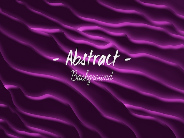 Abstrakcjonistyczna tło purpur pustynia Darmowe Psd