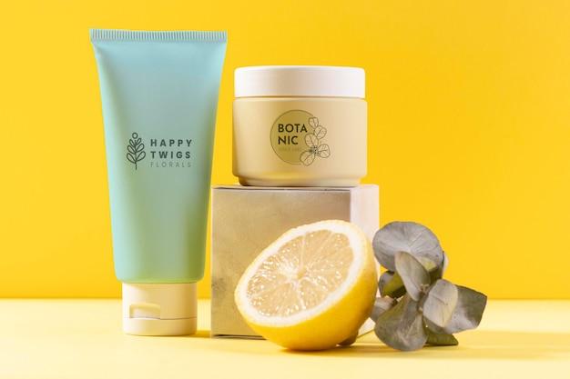 Aranżacja Kosmetyków Naturalnych Darmowe Psd