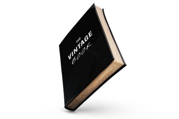 Archiwalne makieta książki Darmowe Psd