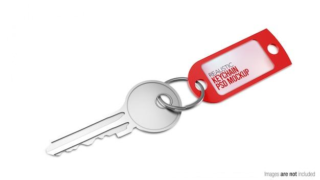 Brelok Silikonowy Z Kluczem Premium Psd