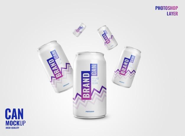 Czy Ulotka Reklamowa Makieta Realistyczne Renderowanie Premium Psd