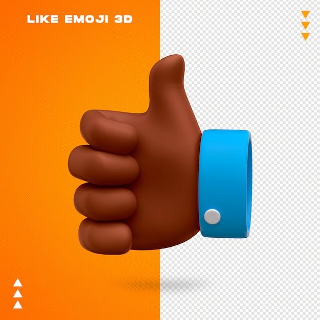 Jak Projekt Emoji 3d Premium Psd