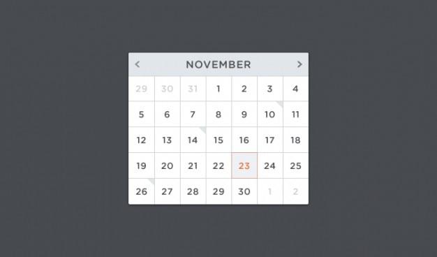 Kalendarz kalendarz psd psd Darmowe Psd