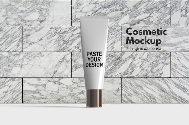 Kosmetyczna Realistyczna Makieta Premium Psd