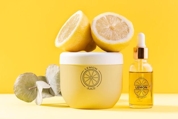 Kosmetyki Z Naturalnego Soku Cytrynowego Darmowe Psd