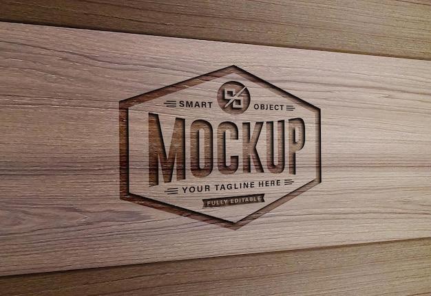 Luksusowy Nowoczesny Projekt Makiety Efektu Tekstowego Premium Psd