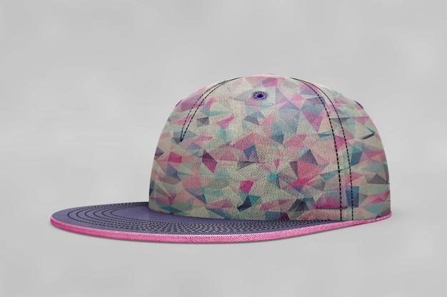 Makieta czapki z daszkiem Darmowe Psd