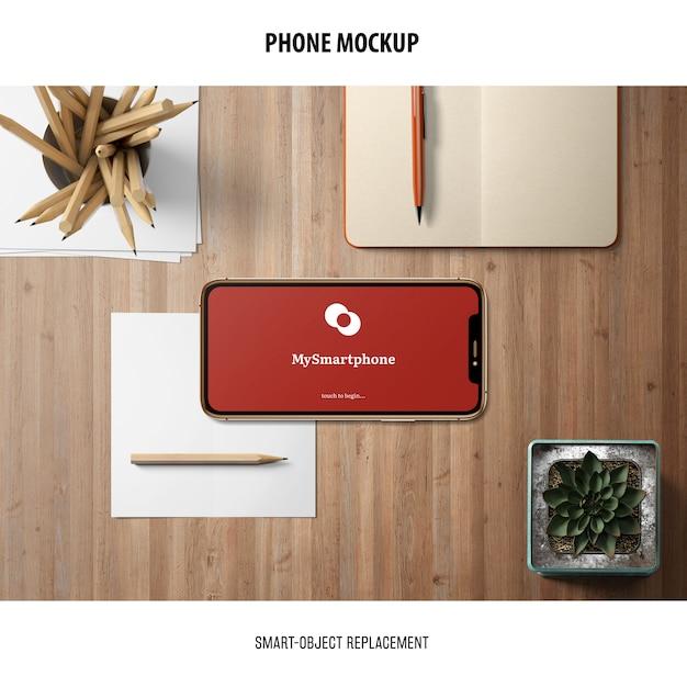 Makieta Ekranu Telefonu Darmowe Psd
