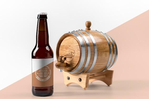 Makieta Koncepcji Piwa Rzemieślniczego Darmowe Psd