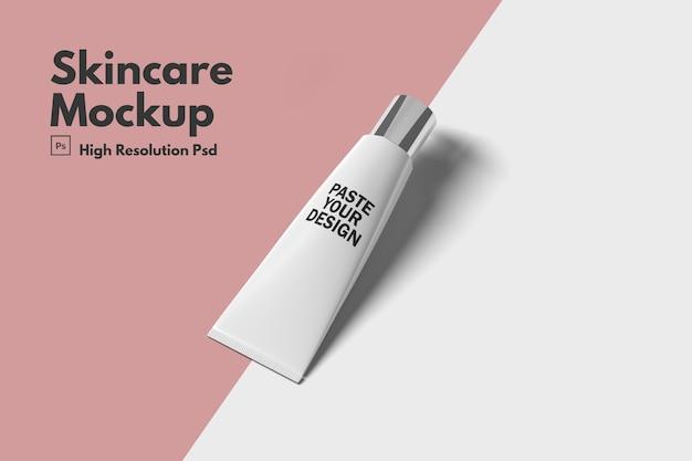 Makieta Kosmetyczna Nawilżająca Do Pielęgnacji Skóry Premium Psd